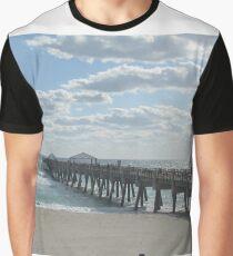 Ocean Breezes Graphic T-Shirt