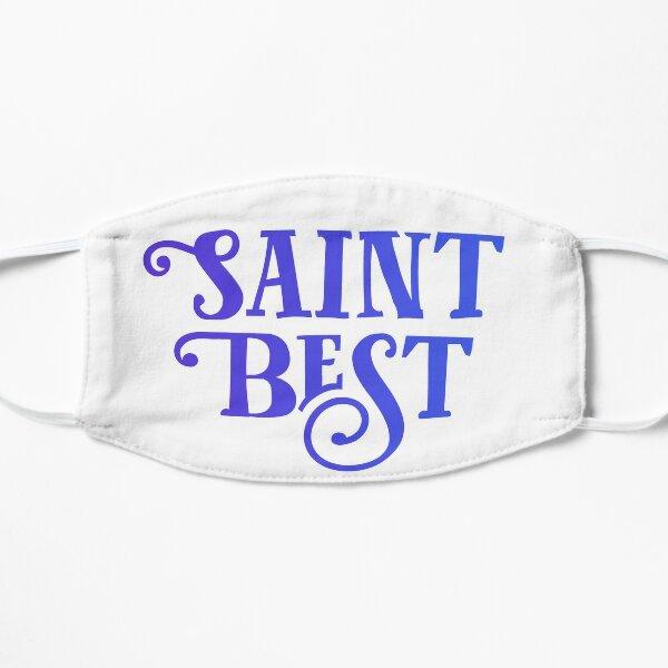 St. Elizabeth  Flat Mask