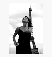 Feminin[c]ity - Paris Photographic Print