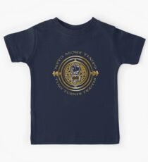 Time Turner Travels Kids Tee