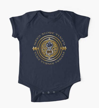 Time Turner Travels Kids Clothes