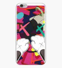 Kaws Paws iPhone Case