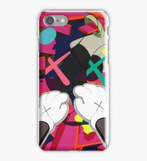 Kaws Paws iPhone Case/Skin