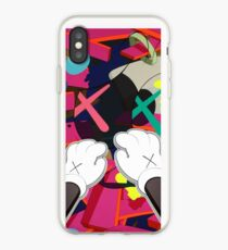 Kaws Paws iPhone Case
