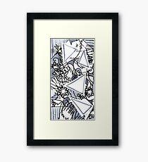 Forgotten Bird Framed Print