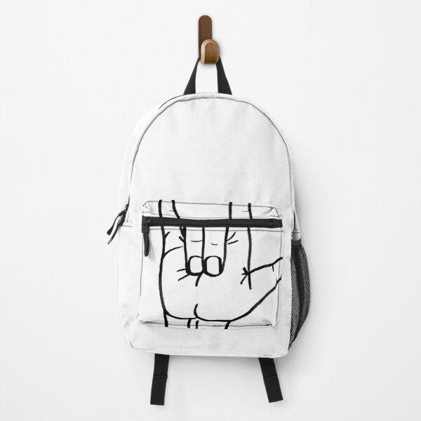 I Love You Sign Backpack