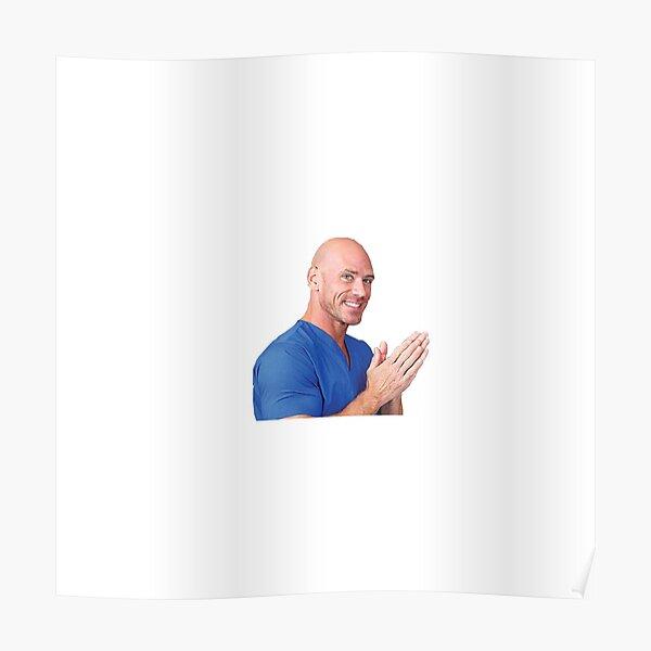 Johnny Sins Poster