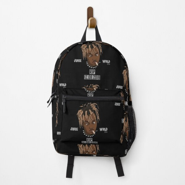 JUICE WRLD NO VANITY ABSTRACT Backpack