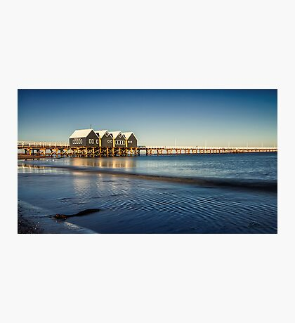 Summer Sunrise at Busselton Photographic Print