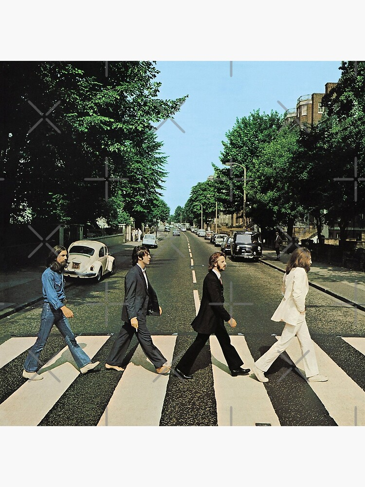 Abbey Road Music by rehabtiger