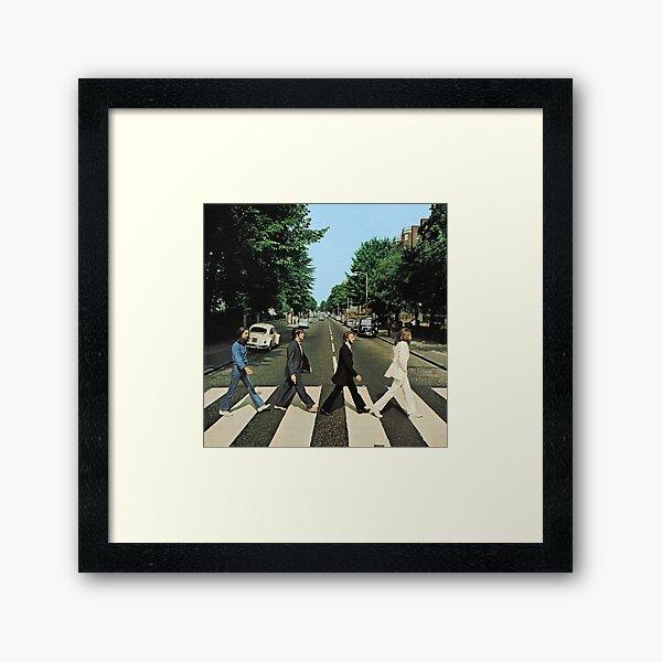 Abbey Road Music Framed Art Print