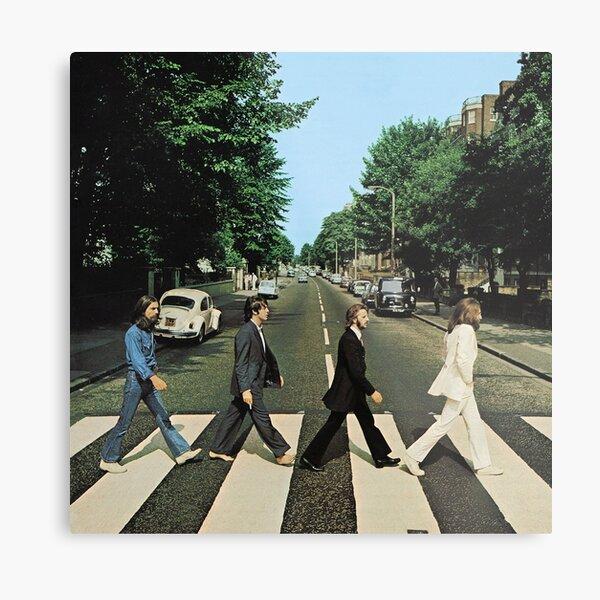 Abbey Road Music Lámina metálica
