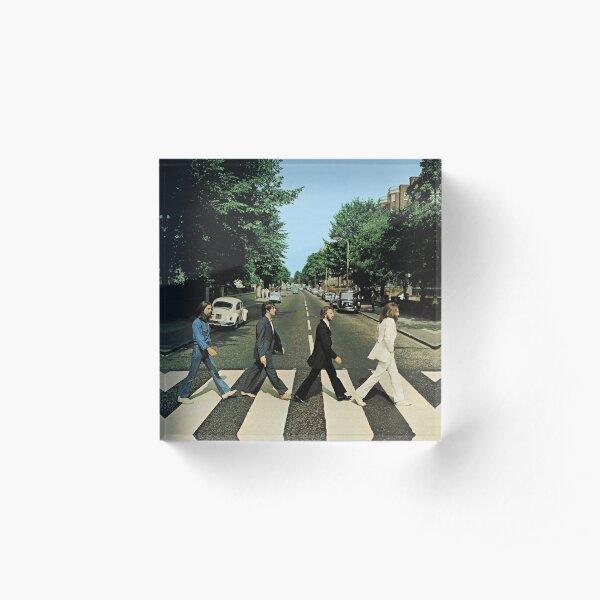 Abbey Road Music Acrylic Block