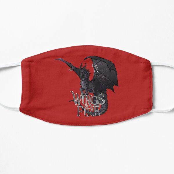 Wings Of Fire - Nightwing Dragon Flat Mask