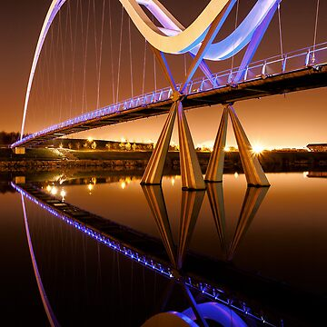 Infinity Bridge by dormouse1976