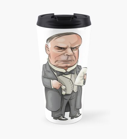 President William McKinley Travel Mug