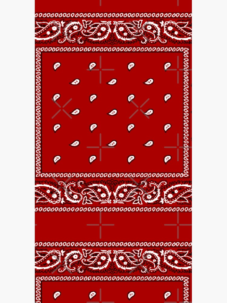 Bandanna Red by MBlack100