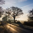 Heading East by John Dunbar