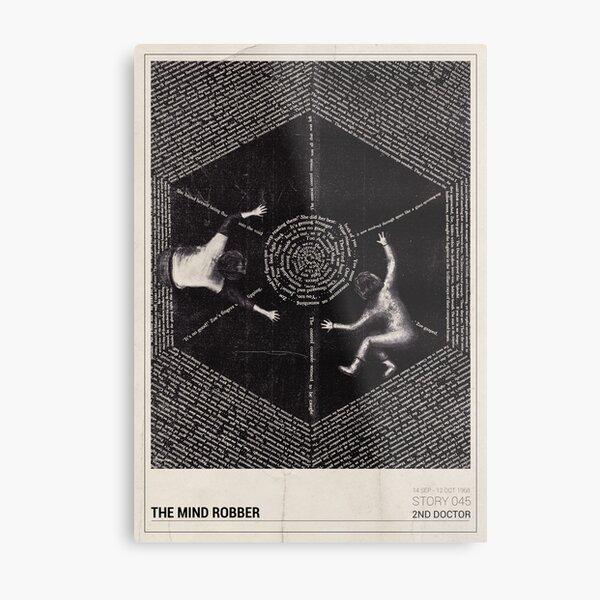 The Mind Robber Metal Print