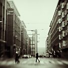 Helsinki - Kamppi by Michal Tokarczuk