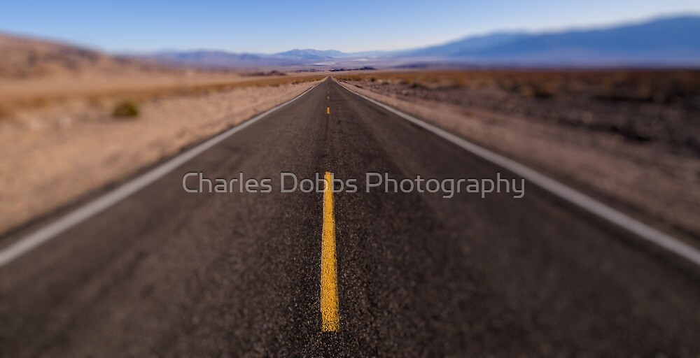 Toe the Line by Charles Dobbs Photography