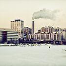 Helsinki - Merihaka by Michal Tokarczuk