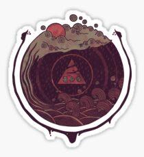 Dark Waters Sticker