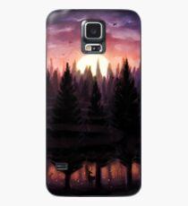 dämmerig Hülle & Klebefolie für Samsung Galaxy