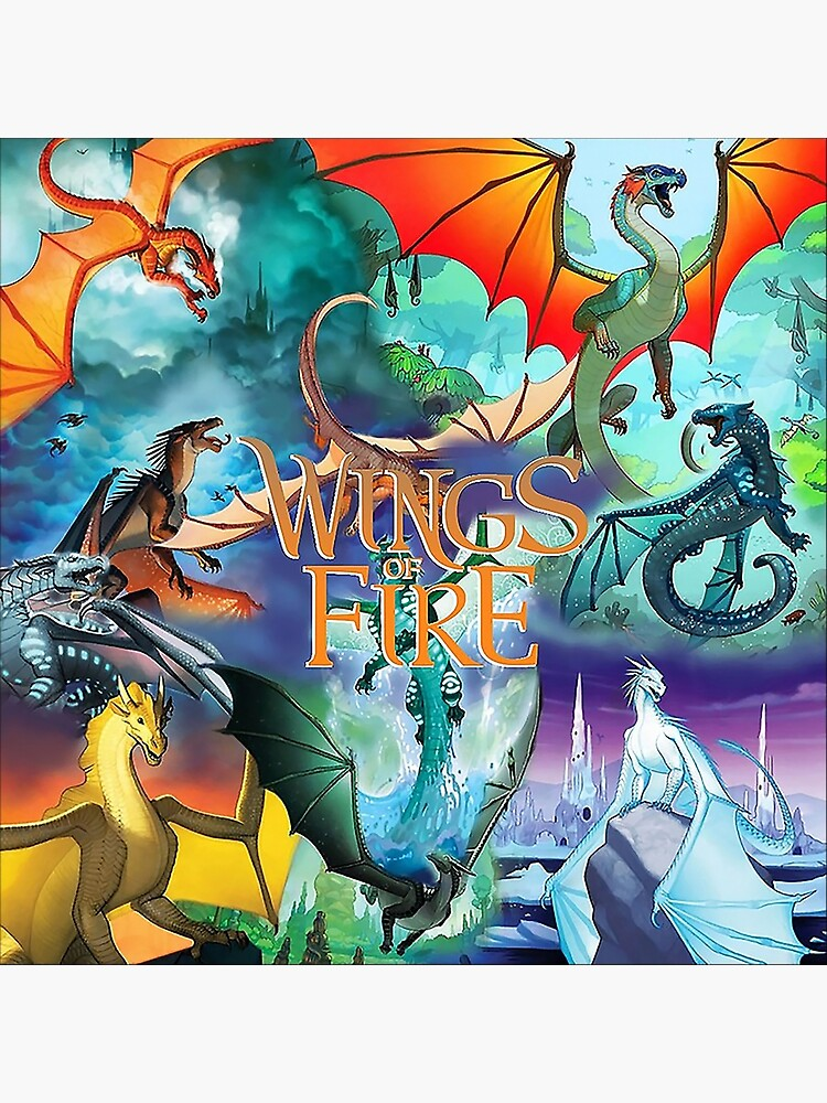 Wings Of Fire All Together by WoFStore