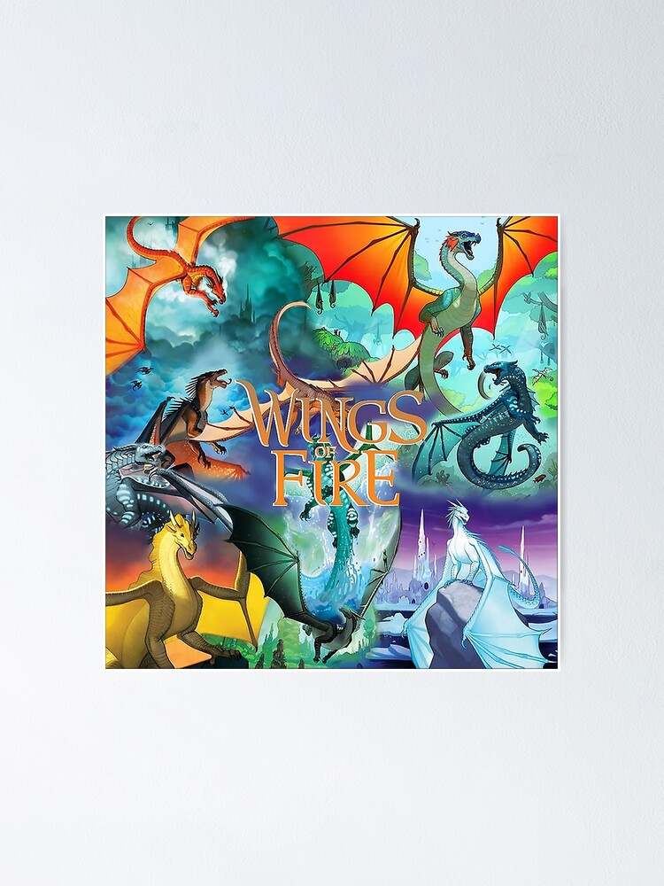 Alternate view of Wings Of Fire All Together Poster