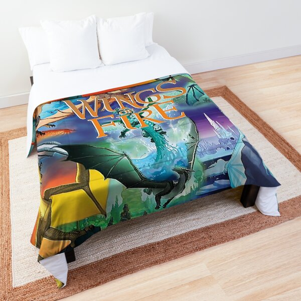 Wings Of Fire All Together Comforter