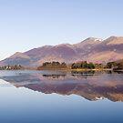Derwent Water - The Lake District by LazloWoodbine