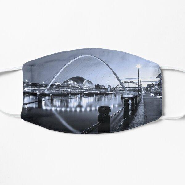 Newcastle Quayside and Millennium Bridge Mask