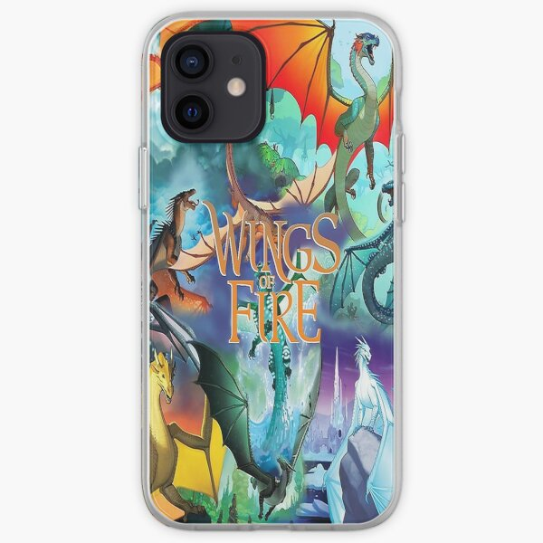 Wings Of Fire All Together iPhone Soft Case