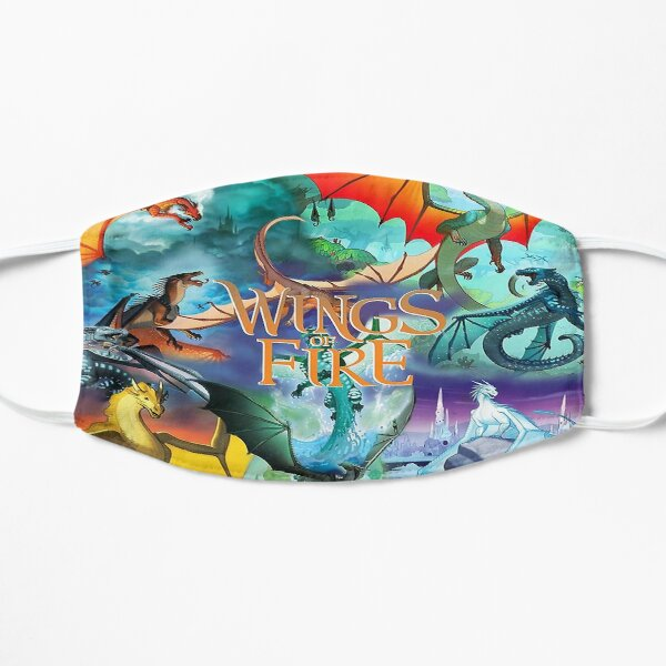 Wings Of Fire All Together Flat Mask