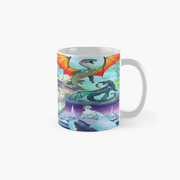 Wings Of Fire All Together Classic Mug