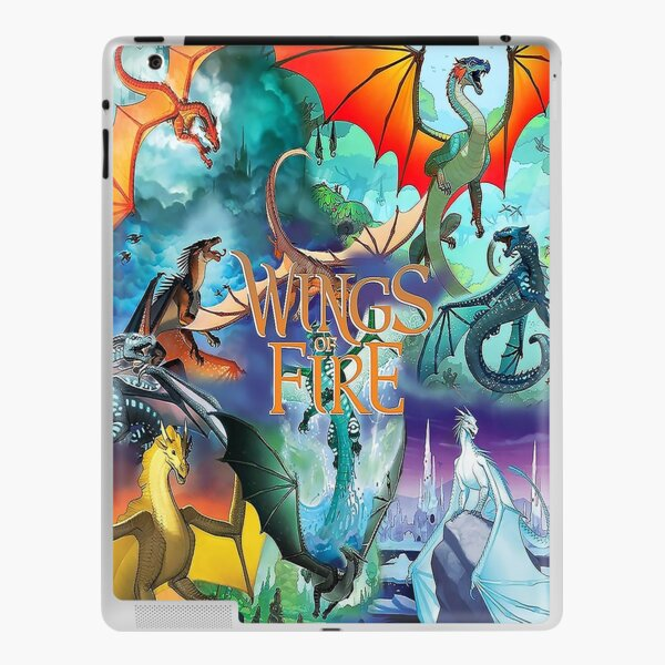 Wings Of Fire All Together iPad Skin