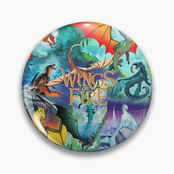 Wings Of Fire All Together Pin