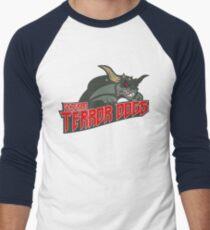 Gozerian Terror Dogs Men's Baseball ¾ T-Shirt