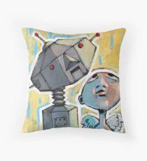 Justified (brainstemming.com) Throw Pillow