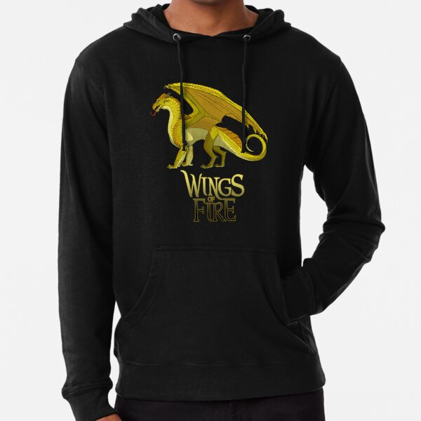 Wings Of Fire - Sunny Dragon Lightweight Hoodie