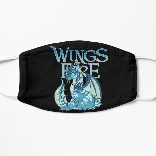 Wings Of Fire - Tsunami Flat Mask