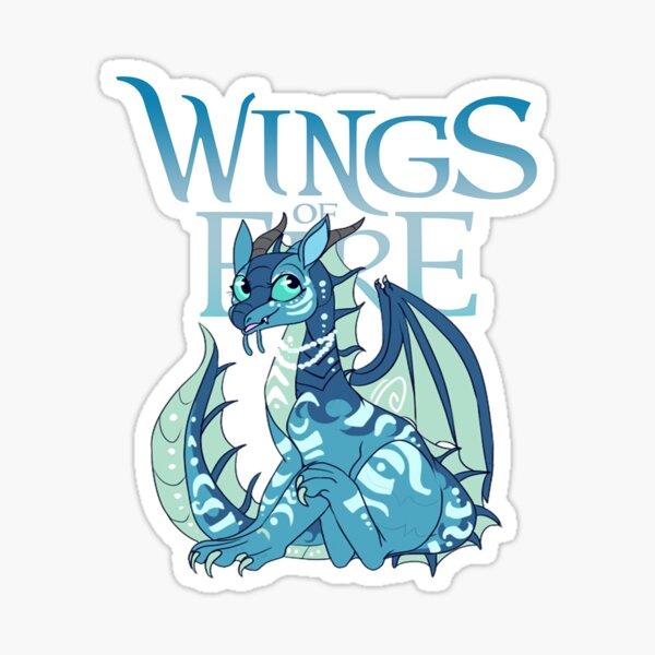 Wings Of Fire - Tsunami Sticker