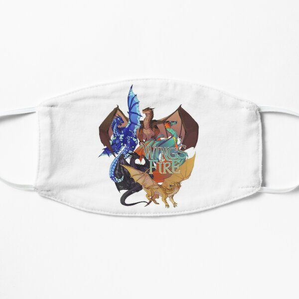 Wings Of Fire - All Together Flat Mask
