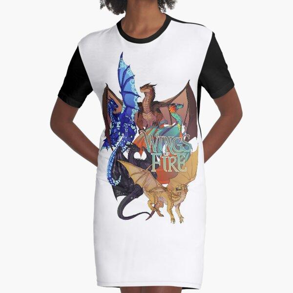 Wings Of Fire - Tous ensemble Robe t-shirt