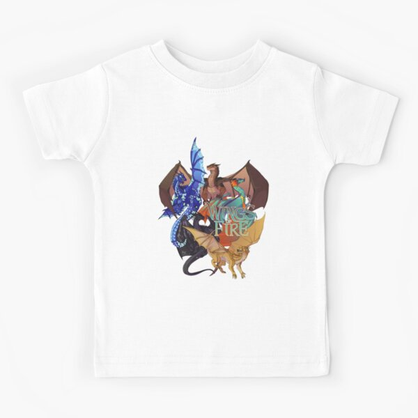 Wings Of Fire - All Together Kids T-Shirt