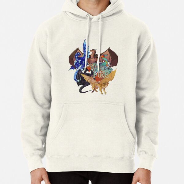 Wings Of Fire - All Together Pullover Hoodie