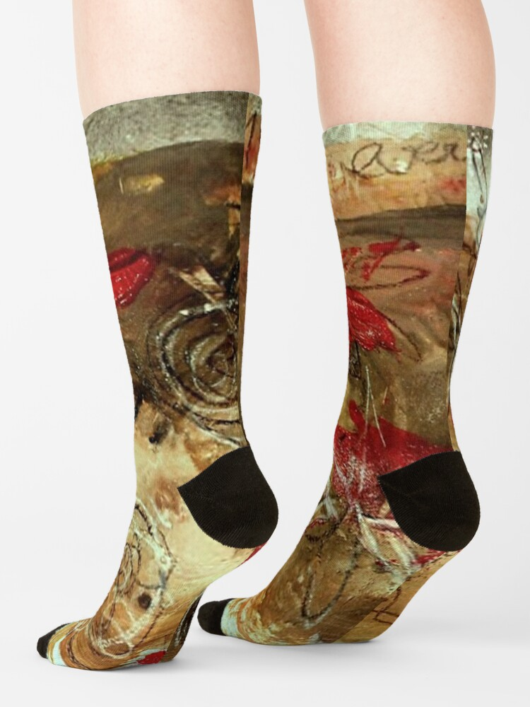 Alternate view of Beauty is everywhere Socks