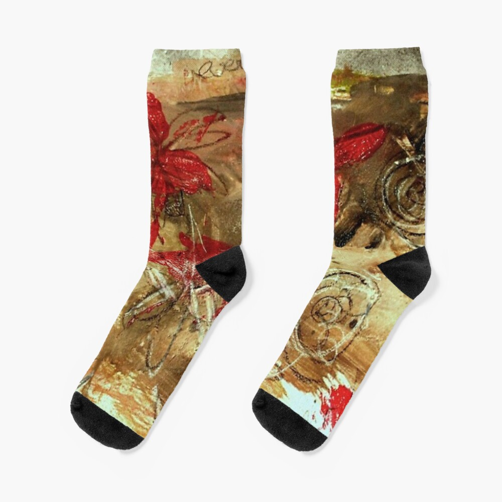 Beauty is everywhere Socks