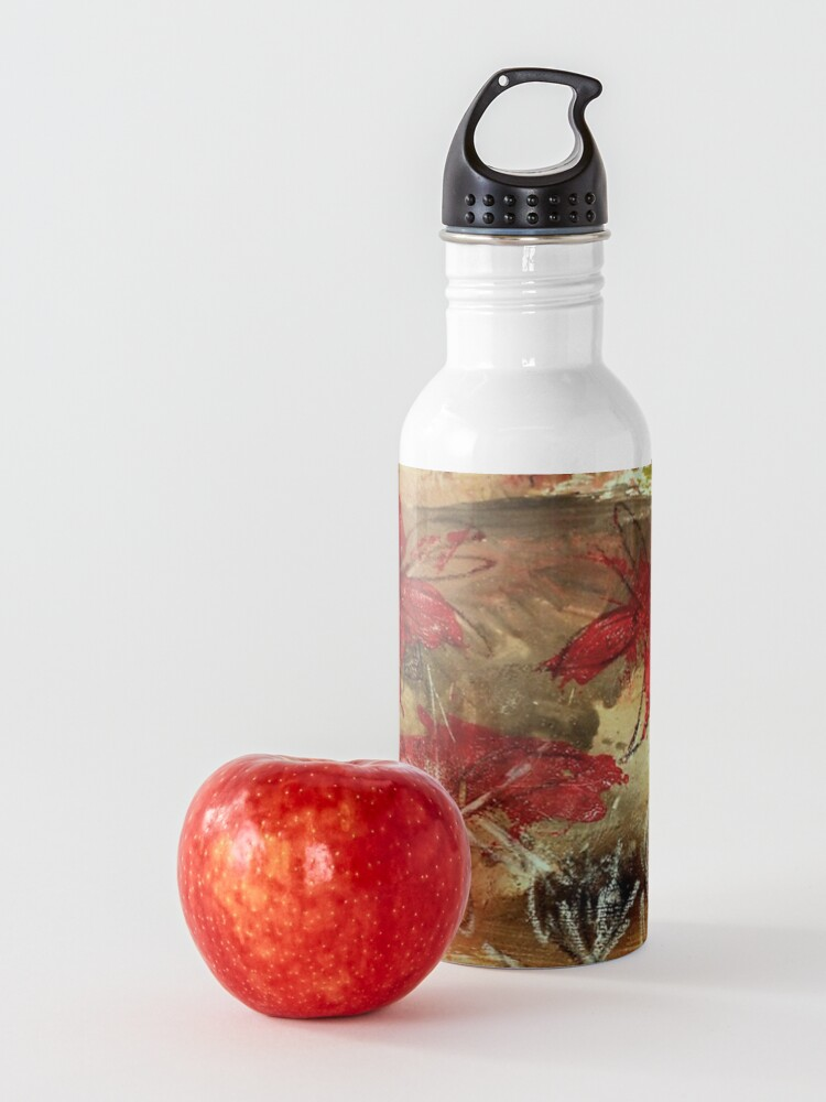 Alternate view of Beauty is everywhere Water Bottle